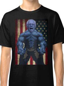 Bernie Sanders - superhero version Classic T-Shirt
