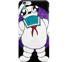 Mr Stay puft marshmallow man iPhone Case/Skin