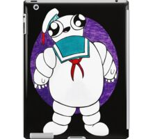 Mr Stay puft marshmallow man iPad Case/Skin