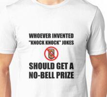 Knock Knock Joke No Bell Unisex T-Shirt