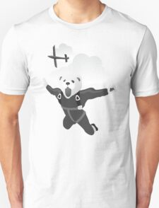 Impractical Jokers Murr Ferret Skydive Funny Fan Art Unofficial Unisex T-Shirt