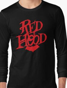 Red Hood  Long Sleeve T-Shirt