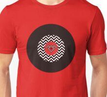 Vinyl Peaks Unisex T-Shirt