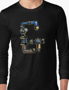 G is for Gear Head Long Sleeve T-Shirt
