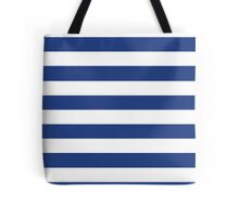 Sailor stripes pattern Tote Bag