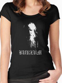 Burzum Women's Fitted Scoop T-Shirt