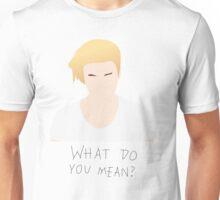 Justin Bieber What Do You Mean Fan Art Unofficial Music  Unisex T-Shirt