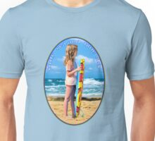 only  sea and  blue sky for me Unisex T-Shirt