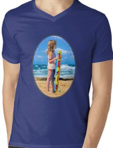 only  sea and  blue sky for me Mens V-Neck T-Shirt