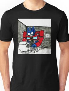 Transformers in the Office Unisex T-Shirt