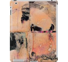 Decay, Fragmented I iPad Case/Skin