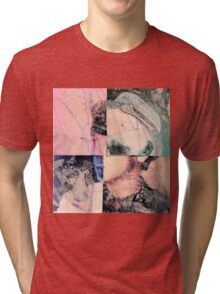 Decay, Fragmented II Tri-blend T-Shirt