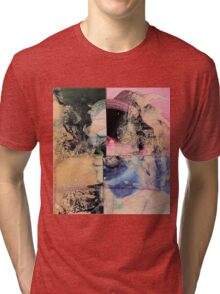 Decay, Fragmented IV Tri-blend T-Shirt