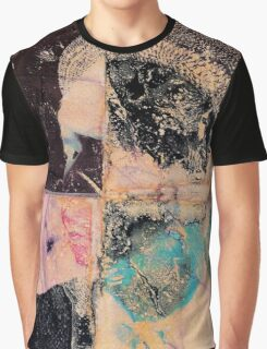 Decay, Fragmented III Graphic T-Shirt