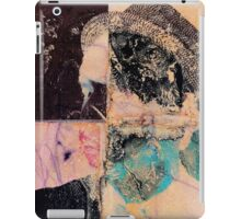 Decay, Fragmented III iPad Case/Skin