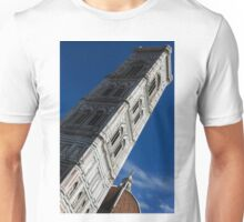 Giotto's Fantastic Campanile, Florence Cathedral, Piazza del Duomo, Florence, Italy Unisex T-Shirt