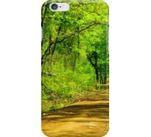 Spring Country iPhone Case/Skin