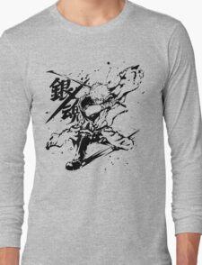 Gintama - Sakata Gintoki, Anime Long Sleeve T-Shirt