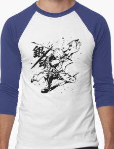 Gintama - Sakata Gintoki, Anime Men's Baseball ¾ T-Shirt