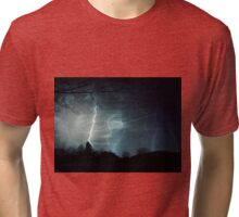 Lightning Tri-blend T-Shirt