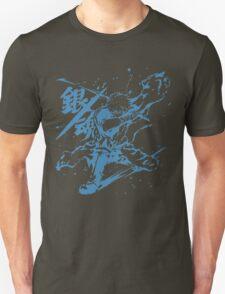Gintama - Sakata Gintoki (Blue), Anime Unisex T-Shirt