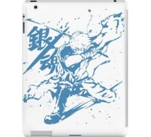 Gintama - Sakata Gintoki (Blue), Anime iPad Case/Skin