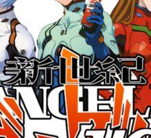 Evangelion x Ucc Sticker