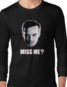 Miss Me? Static Long Sleeve T-Shirt
