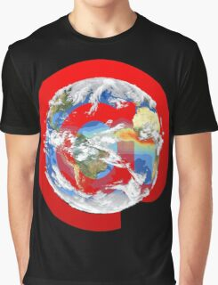 @ Earth Graphic T-Shirt