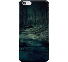 The Lonely Road iPhone Case/Skin