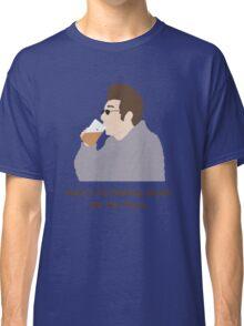 Seinfeld Kramer Feel Good Comedy Fan Art Unofficial Jerry Larry David Funny Classic T-Shirt