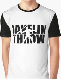 Javelin throw Graphic T-Shirt