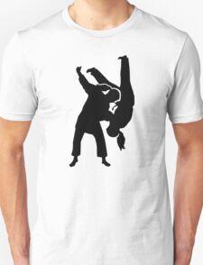 Judo woman girl T-Shirt