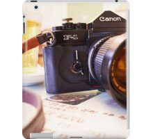 Canon F1-N for Tea iPad Case/Skin