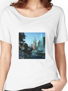 J.C. Nichols Fountain Women's Relaxed Fit T-Shirt