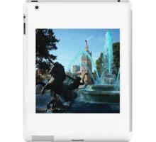 J.C. Nichols Fountain iPad Case/Skin