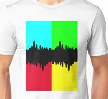 Skyline UpsideDown Unisex T-Shirt