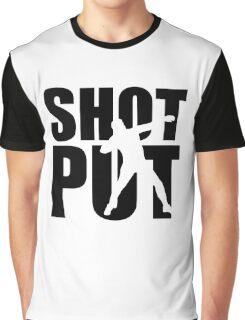 Shot put Graphic T-Shirt