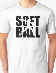 Softball Unisex T-Shirt