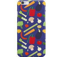 Patterns Vegetables iPhone Case/Skin