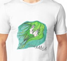 Pretty Sketch Project ~ 01 [colored] Unisex T-Shirt