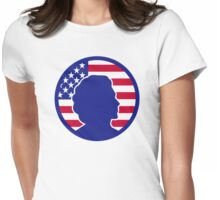 Hillary Clinton Womens Fitted T-Shirt