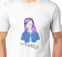 Pretty Sketch Project ~ 04 [colored] Unisex T-Shirt