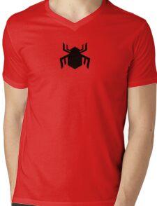 Civil Web Mens V-Neck T-Shirt