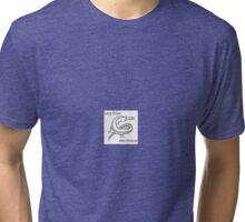 Live Weird Tri-blend T-Shirt