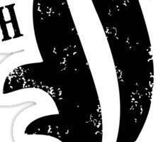 Death Note Anime Logo Sticker