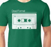 Dead Format - Cassette Tape Unisex T-Shirt