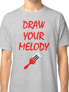Melody brush Classic T-Shirt