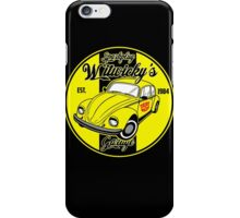 Sparkplug garage iPhone Case/Skin