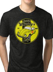 Sparkplug garage Tri-blend T-Shirt
